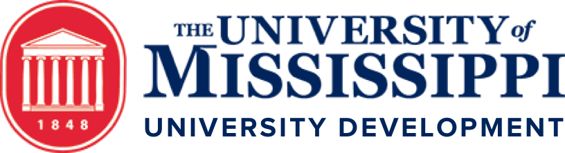 University of Mississippi Office of Development Logo